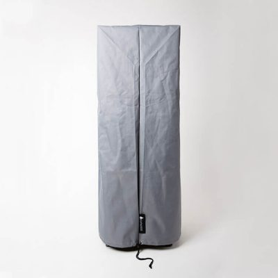Protective patio heater cover