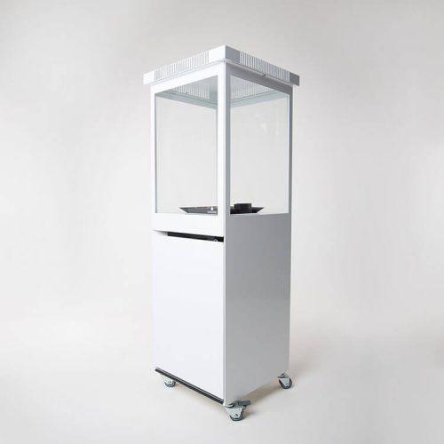 Marino Gas Heater (white) Modern Design