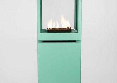 Marino Custom Colour Patio Gas Fire